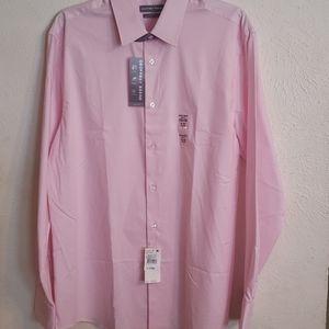 Geoffrey Beene Large Men's Long-sleeved Shirt